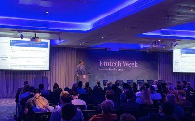 London Fintech Week: Libra, Regulation and the Key to Start-Up Success